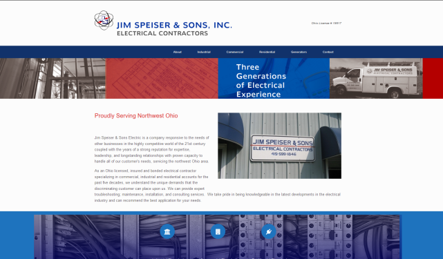 electricians, northwest ohio, electrical, Napoleon,  Jim Speiser Electric