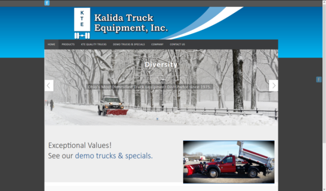 Kalida Truck Equipment